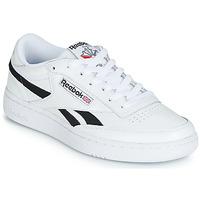 鞋子 球鞋基本款 Reebok Classic REVENGE PLUS MU 白色 / 黑色