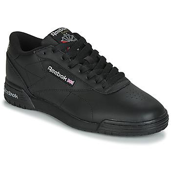 鞋子 球鞋基本款 Reebok Classic EXOFIT LO CLEAN LOGO INT 黑色