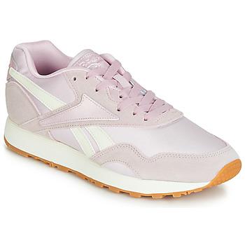 鞋子 女士 球鞋基本款 Reebok Classic RAPIDE 玫瑰色