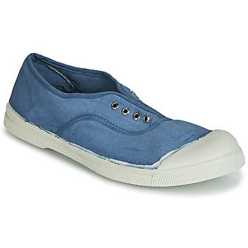 鞋子 女士 球鞋基本款 Bensimon TENNIS ELLY 蓝色
