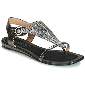 鞋子 女士 凉鞋 JB Martin ARMOR 黑色 / 银灰色