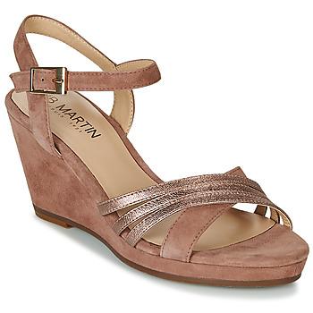鞋子 女士 凉鞋 JB Martin QUOLIDAYS 驼色