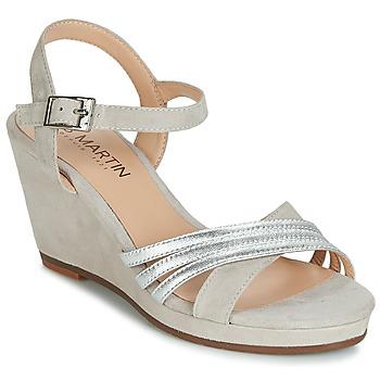 鞋子 女士 凉鞋 JB Martin QUOLIDAYS 灰色