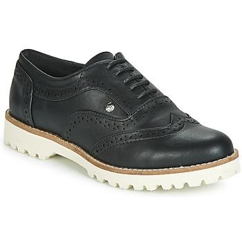 鞋子 女士 德比 Les P'tites Bombes GISELE 黑色