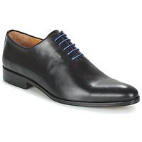 鞋子 男士 系带短筒靴 Brett & Sons AGUSTIN 黑色