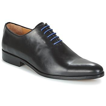 鞋子 男士 系帶短筒靴 Brett & Sons AGUSTIN 黑色