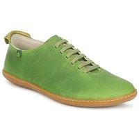 鞋子 德比 El Naturalista EL VIAJERO FLIDSU 绿色