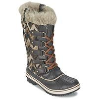 鞋子 女士 雪地靴 Sorel TOFINO 灰色