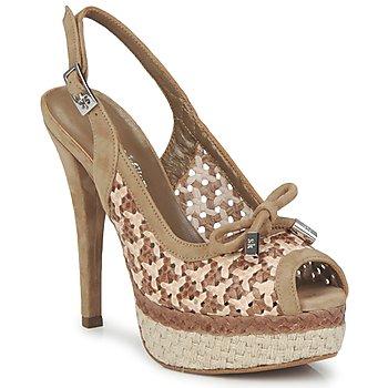 鞋子 女士 凉鞋 Stéphane Kelian LUDILOU 暗褐-淡灰色