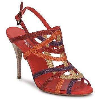 鞋子 女士 凉鞋 Stéphane Kelian OPERA 古铜色-多彩