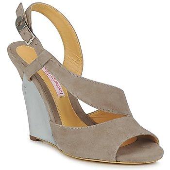 鞋子 女士 凉鞋 Charles Jourdan PALOMA Vison