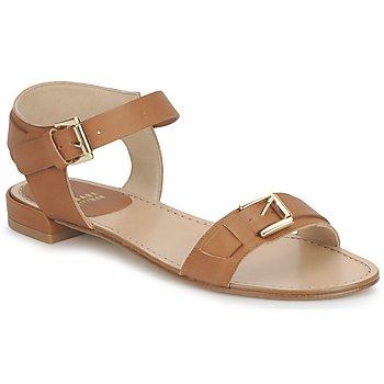 鞋子 女士 凉鞋 Stuart Weitzman 斯图尔特 韦茨曼 BEBOP 棕色