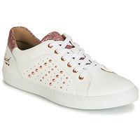 鞋子 女孩 球鞋基本款 Bullboxer AGM008 白色