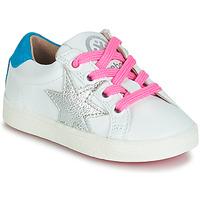 鞋子 女孩 球鞋基本款 Acebo's STARWAY 白色