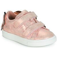 鞋子 女孩 球鞋基本款 Acebo's BAMBU 玫瑰色
