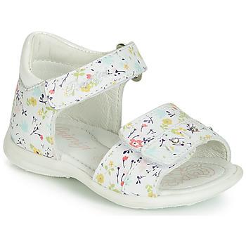鞋子 女孩 涼鞋 Primigi 3407033 白色