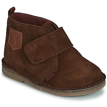 鞋子 儿童 短筒靴 André SCRATCH 棕色
