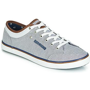 鞋子 男士 球鞋基本款 Redskins GALETI 灰色 / 白色