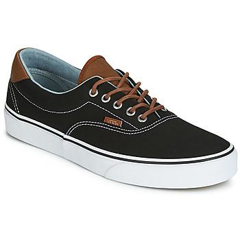 鞋子 球鞋基本款 Vans 范斯 ERA 59 黑色