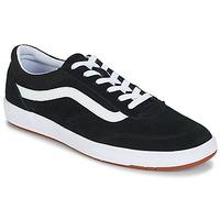 鞋子 男士 球鞋基本款 Vans 范斯 CRUZE 黑色