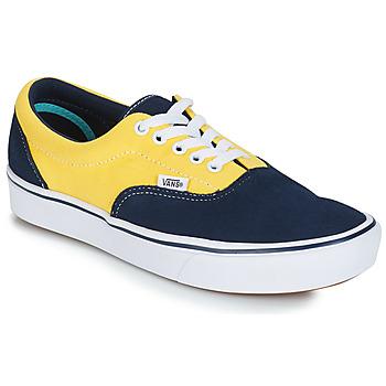 鞋子 男士 球鞋基本款 Vans 范斯 COMFYCUSH ERA 蓝色 / 黄色