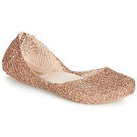 鞋子 女士 平底鞋 Melissa 梅丽莎 CAMPANA PAPEL VII 金色