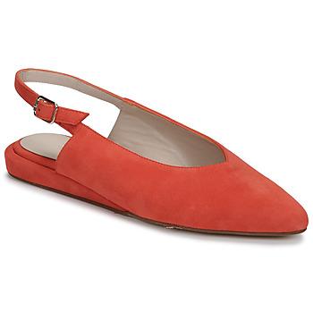 鞋子 女士 平底鞋 Fericelli IKIRUA 红色