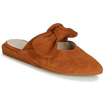 鞋子 女士 休闲凉拖/沙滩鞋 Fericelli JILONIE 驼色