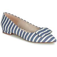 鞋子 女士 平底鞋 Fericelli JILONOU 藍色 / 白色