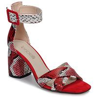 鞋子 女士 涼鞋 Fericelli JEZI 紅色
