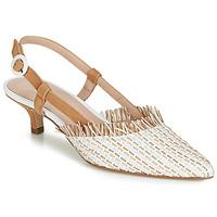 鞋子 女士 高跟鞋 Fericelli JOLOIE 米色