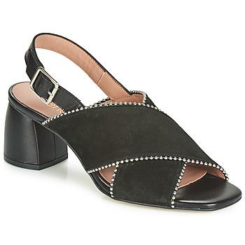 鞋子 女士 凉鞋 Fericelli JARIANI 黑色
