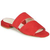 鞋子 女士 休閑涼拖/沙灘鞋 Fericelli JANETTE 紅色
