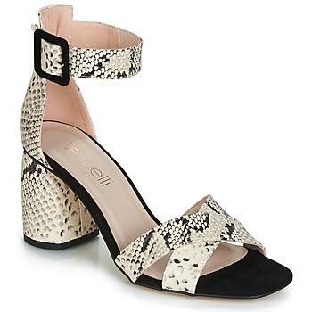 鞋子 女士 涼鞋 Fericelli JEZI 白色 / 黑色