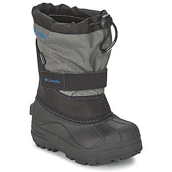 鞋子 儿童 雪地靴 Columbia 哥伦比亚 CHILDREN POWDER BUG PLUS II 黑色