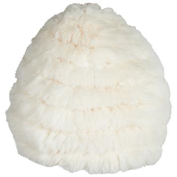 紡織配件 女士 毛線帽 André ARCTIQUE 淺米色
