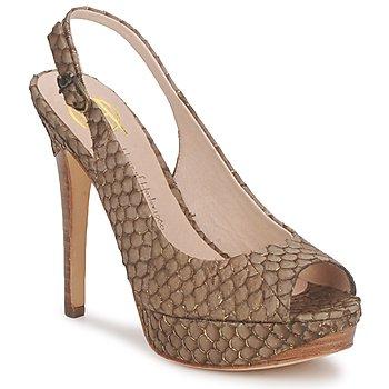 鞋子 女士 凉鞋 House of Harlow 1960 哈露时装屋 NADYA 棕色