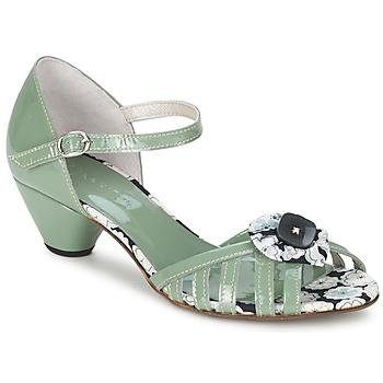 鞋子 女士 凉鞋 Mosquitos AMICALE 绿色 / Water