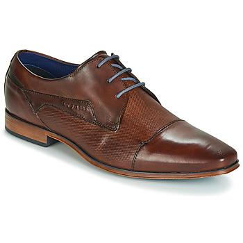 鞋子 男士 德比 Bugatti TROISKATR 棕色