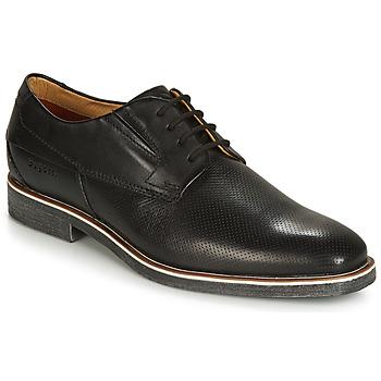 鞋子 男士 德比 Bugatti TOUZEN 黑色