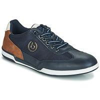 鞋子 男士 球鞋基本款 Bugatti TIPPA 蓝色