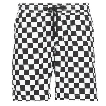 衣服 男士 短裤&百慕大短裤 Vans 范斯 RANGE SHORT 18 黑色 / 白色