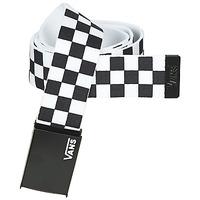 纺织配件 腰带 Vans 范斯 LONG DEPSTER WEB BELT 黑色 / 白色