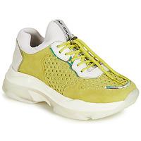 鞋子 女士 球鞋基本款 Bronx BAISLEY 黄色