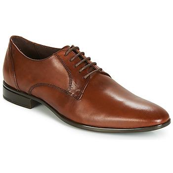 鞋子 男士 德比 Carlington 卡尔顿 EMRONED 棕色