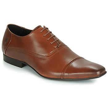 鞋子 男士 系带短筒靴 Carlington 卡尔顿 ETIPIQ 棕色