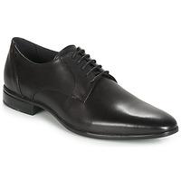 鞋子 男士 德比 Carlington 卡尔顿 EMRONED 黑色