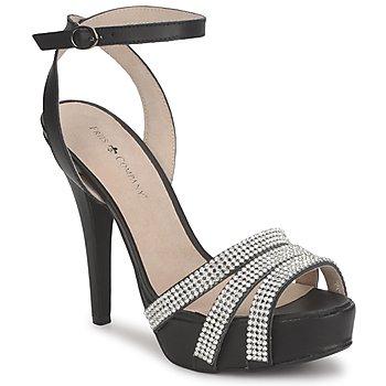 鞋子 女士 凉鞋 Friis & Company 馥荔丝 CORTNAY 黑色