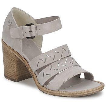 鞋子 女士 凉鞋 OXS ERABLI 灰色
