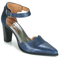 鞋子 女士 高跟鞋 Myma GLORIA 海蓝色